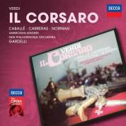 Ambrosian Singers, Jessye Norman, José Carreras, Lamberto Gardelli, Montserrat Caballé, New Philharmonia Orchestra: Verdi: Il Corsaro - CD