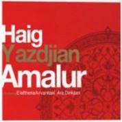Haig Yazdjian: Amalur - CD