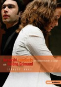 Vladimir Jurowski, Chamber Orchestra of Europe, Hélène Grimaud: Strauss: Metamorphosen, Le Bourgeois Gentilhomme/ Ravel: Piano Con. G Major - DVD