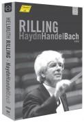 Helmuth Rilling - 80. Birthday (Haydn, Handel, Bach) - DVD