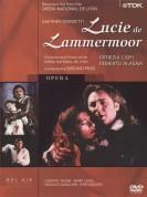 Patrizia Ciofi, Roberto Alagna, Ludovic Tezier, Orchestre de l'Opera National de Lyon, Evelino Pido: Donizetti: Lucia Di Lammermoor - DVD