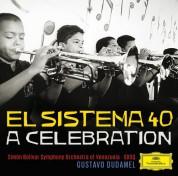 Gustavo Dudamel, SBSQ, Simón Bolívar Symphony Orchestra of Venezuela: El Sistema 40 - A Celebration - CD