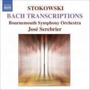 José Serebrier: Bach, J.S. / Purcell / Handel: Stokowski Transcriptions - CD