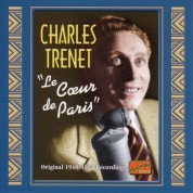 Trenet, Charles: Le Coeur De Paris (1948-1954) - CD