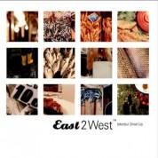 Çeşitli Sanatçılar: East 2 West - İstanbul Strait Up - CD