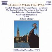 Kosice Slovak State Philharmonic Orchestra: Scandinavian Festival - CD