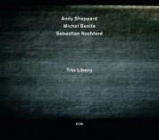 Andy Sheppard, Michel Benita, Sebastian Rochford: Trio Libero - CD
