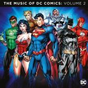 Çeşitli Sanatçılar: Music Of Dc Comics Vol.2 - Plak