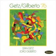 Stan Getz, Joao Gilberto: Getz/Gilberto '76 - CD