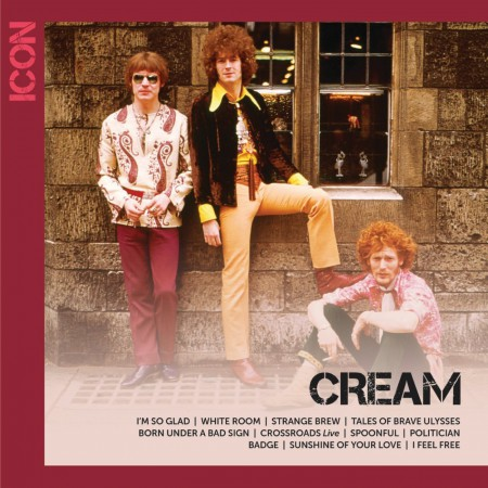 Cream: Icon - CD
