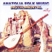 Çeşitli Sanatçılar: Anatolia Folk Music - Instrumental 1 - CD