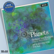 Herbert von Karajan, Wiener Philharmoniker: Holst: The Planets - CD