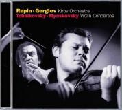 Kirov Opera & Orchestra of The Mariinsky Theatre, Valery Gergiev: Tchaikovsky/ Myaskovsky: Violin Concertos - CD