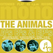 The Animals: A's, B's & Ep's - CD
