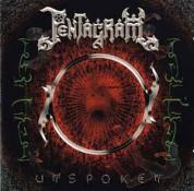 Pentagram: Unspoken - CD
