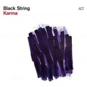 Black String: Karma - Plak