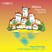 Miguel Baselga, Tenerife Symphony Orchestra, Lü Jia: Albéniz: Complete Piano Music, Vol. 6 - CD