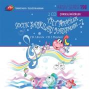 Çeşitli Sanatçılar: TRT Arşiv Serisi 198 - Popüler Çocuk Şarkıları Yarışması - CD