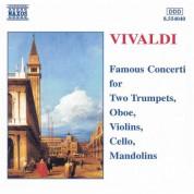 Çeşitli Sanatçılar: Vivaldi: Famous Concertos - CD