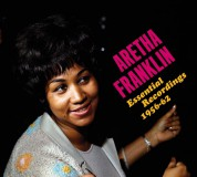 Aretha Franklin: Essential Recordings 1954-1962 (51 Tracks!!) - CD