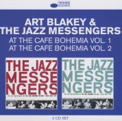 Art Blakey, The Jazz Messengers: At The Cafe Bohemia Vol. 1 & 2 - CD