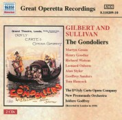 Sullivan: Gondoliers (The) (D'Oyly Carte) (1950) - CD