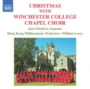 Christmas With Winchester College Chapel Choir - CD