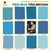 Tina Brooks: True Blue (LP Collector's Edition Strictly Limited To 500 Copies!) - Plak
