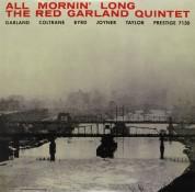 The Red Garland Quintet: All Mornin' Long (200g-edition) - Plak