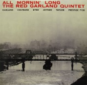 The Red Garland Quintet: All Mornin' Long (200g-edition) - Plak