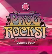 Çeşitli Sanatçılar: Prog Rocks!: Volume Four - CD