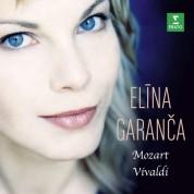 Elina Garanča: Mozart, Vivaldi - CD