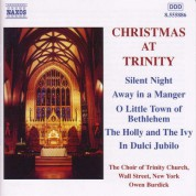Owen Burdick: Christmas at Trinity - CD