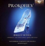Novosibirsk Symphony Orchestra, Arnold Katz: Prokofiev: Ballet suites - CD
