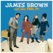 James Brown: (Can You) Feel It! - Plak