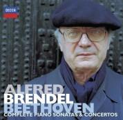 Alfred Brendel: Beethoven: Sonatas & Concertos - CD
