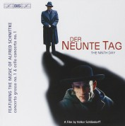 Lev Markiz, Danish National Symphony Orchestra, New Stockholm Chamber Orchestra, Leif Segerstam: Music by Alfred Schnittke featured in Volker Schlöndorff´s film 'Der Neunte Tag' - CD