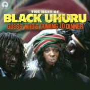 Black Uhuru: Guess Who's Coming To Dinner: Best Of - CD