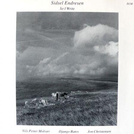 Sidsel Endresen, Nils Petter Molvaer, Django Bates, Jon Christensen: So I Write - CD