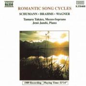 Tamara Takacs: Romantic Song Cycles - CD