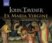 Cambridge Clare College Choir: Tavener, J.: Ex Maria Virgine (Clare College Choir) - CD