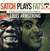 Louis Armstrong: Satch Plays Fats - Plak