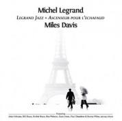 Michel Legrand, Miles Davis: Ascenseur pour L'Echafaud, Legrand Jazz - CD