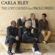 Carla Bley, Paolo Fresu: The Lost Chords find Paolo Fresu - CD
