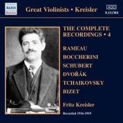 Fritz Kreisler: Kreisler: Complete Recordings, Vol. 4 (1916-1919) - CD