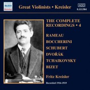 Fritz Kreisler: Kreisler: Complete Recordings, Vol. 4 (1916-1919) - CD