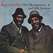 Wes Montgomery, Milt Jackson: Bags Meets Wes - Plak