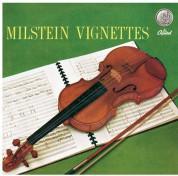 Nathan Milstein, Leon Pommers: Milstein Vignettes - Plak