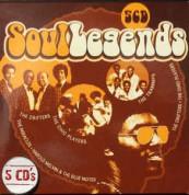 Çeşitli Sanatçılar: Soul Legends - CD