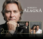 Roberto Alagna: Puccini in love / Alagna chante Verdi - CD